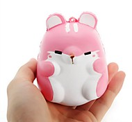 cheap -LT.Squishies Squeeze Toy / Sensory Toy Stress Relievers Round Classic Relieves ADD, ADHD, Anxiety, Autism Office Desk Toys Stress and