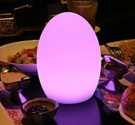cheap -1pc LED Night Light Built-in Li-Battery Powered / USB Port Remote Controlled / Rechargeable / with USB Port