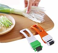 abordables -Acier inox + ABS Creative Kitchen Gadget Pour légumes Econome & Râpe, 1pc