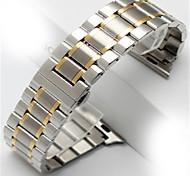 Недорогие -Ремешок для часов для Apple Watch Series 3 / 2 / 1 Apple Бабочка Пряжка Стали Повязка на запястье