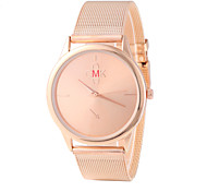 cheap -Women's Quartz Chinese Casual Watch Alloy Band Minimalist Fashion Black Silver Gold Rose Gold