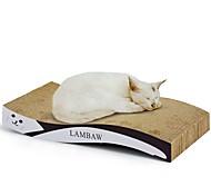 Недорогие -Кошка Игрушка для котов Игрушки для животных Выцарапывание Все для работы с бумагой Художественная печать Разные цвета Когтеточка