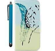 cheap -Case For Huawei Mate 10 lite Mate 10 Card Holder Wallet with Stand Flip Magnetic Full Body Cases Feathers Hard PU Leather for Mate 10