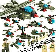 Недорогие -BEIQI Конструкторы 452pcs Стресс и тревога помощи Взаимодействие родителей и детей Декомпрессионные игрушки Мультяшная тематика Китайский