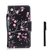 cheap -Case For Samsung Galaxy J7 (2017) J5 (2017) Card Holder Wallet Flip Full Body Cases Flower Hard PU Leather for J7 (2017) J5 (2017) J5