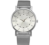 cheap -Women's Dress Watch Chinese Chronograph / Casual Watch Stainless Steel Band Casual / Elegant Silver