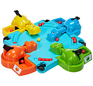 cheap -Hungry Hungry Hippos Board Game Toy Toys Animals Parent-Child Interaction Animals Pieces Gift