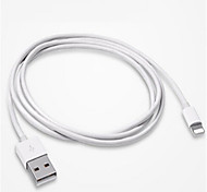 cheap -Lightning USB Cable Adapter Quick Charge High Speed Cable For iPhone 200 cm TPE
