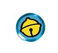 Недорогие -Стикер на кнопку Стиль кристалла / горного хрусталя Металл iPhone 8 Plus / 7 Plus / 6S Plus / 6 Plus