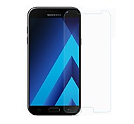 cheap -Screen Protector Samsung Galaxy for A5(2017) Tempered Glass 1 pc Front Screen Protector Scratch Proof 2.5D Curved edge 9H Hardness High