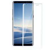 Недорогие -Защитная плёнка для экрана Samsung Galaxy для S8 TPG Hydrogel 1 ед. Защитная пленка для экрана Против отпечатков пальцев Защита от