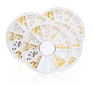 cheap -4pcs Nail Jewelry Classic Jewelry Nail Glitter Artistic N / A Daily Others Formal Club Nail Art Design