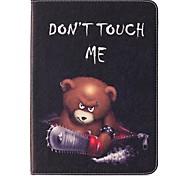 economico -Custodia Per Samsung Galaxy Tab S3 9.7 Porta-carte di credito A portafoglio Con supporto Fantasia / disegno Auto sospendione /