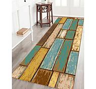 abordables -Las alfombras de área Deportes y Exterior / Campestre Franela de Algodón, Rectángulo Calidad superior Alfombra