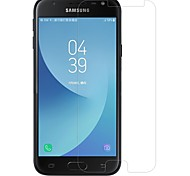 abordables -Protector de pantalla para Samsung Galaxy J3 (2017) Vidrio Templado 1 pieza Protector de Pantalla Frontal Anti-Arañazos Dureza 9H