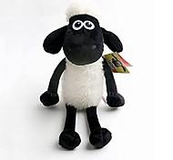 Недорогие -Овечья шерсть Мягкие и плюшевые игрушки Милый Мультяшная тематика Все Подарок 1 pcs