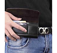 Недорогие -Кейс для Назначение Apple iPhone X iPhone 8 Plus Бумажник для карт Мешочек Однотонный Твердый Кожа PU для iPhone X iPhone 8 Pluss iPhone