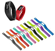 cheap -Watch Band for Vivofit Garmin Sport Band Silicone Wrist Strap