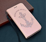 cheap -Case For Samsung Galaxy A8 Plus 2018 / A8 2018 Wallet / Card Holder / with Stand Full Body Cases Word / Phrase / Sexy Lady Hard PU Leather