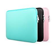 """Недорогие -Рукава Сплошной цвет текстильный для Новый MacBook Pro 15"""" / MacBook Pro, 15 дюймов / MacBook Air, 13 дюймов"""