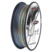 cheap -100M / 110 Yards PE Braided Line / Dyneema / Superline Fishing Line 80LB / 70LB / 60LB 0.1-0.5mm mm 147 Sea Fishing / Bait Casting /