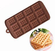 cheap -Bakeware tools Silicone Creative Kitchen Gadget / DIY For Cookie / For Chocolate / For Sandwich Cake Molds 1pc