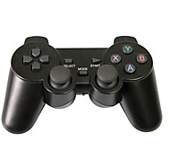 cheap -TGZ-706W Wireless Game Controllers For Sony PS3 / Android / PC Game Controllers ABS 1pcs unit