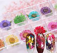 Недорогие -1pcs Наклейки Милая Советы для ногтей Гель для ногтей Свадьба На каждый день Милая Ручная Pабота