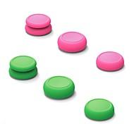 abordables -Kits de accesorios para juegos de controladores Para Interruptor de Nintendo,Silicona Kits de accesorios para juegos de controladores