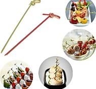 Недорогие -Полный силикон для тела На каждый день Столовая вилка / Фруктовая вилка, Высокое качество 100 шт
