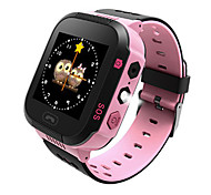 Недорогие -новый smartwatch дети наручные часы водонепроницаемые детские часы с дистанционной камерой sim звонки подарок для детей pk w8 gt08 a1 m26 smartwatch