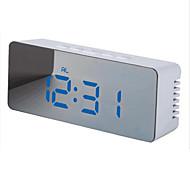 cheap -Alarm clock Digital A Grade ABS LED