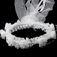 저렴한 -모조 진주 새틴 headbands 헤드 피스 고전적인 여성 스타일