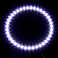 cheap LED Car Bulbs-Car Headlight / Decorative Light (Angel Eye Light, 39 LED, 12cm, White)