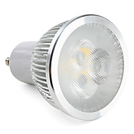 abordables LED e Iluminación-310lm GU10 Focos LED MR16 3 Cuentas LED LED de Alta Potencia Regulable Blanco Cálido 220-240V