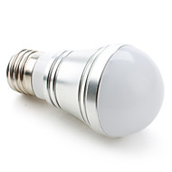 3.5 E26/E27 LED Globe Bulbs A50 9 leds SMD 5730 Warm White Cold White Natural White 200-250lm 4500K DC 12V