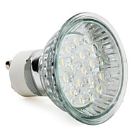 1,5w gu10 led spotlight mr16 18 high power led 60-80lm warm wit 2800k ac 220-240v 1pc