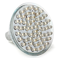 3w gu5.3 (mr16) led spotlight mr16 60 dip led 200-250lm varm hvid 2800k