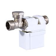 물 공기 가스 12V 0.5 인치 전기 솔레노이드 밸브 (흰색)