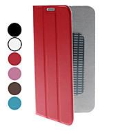 Για Samsung Galaxy Note με βάση στήριξης / Ανοιγόμενη / Οριγκάμι tok Πλήρης κάλυψη tok Μονόχρωμη Συνθετικό δέρμα Samsung Note 2