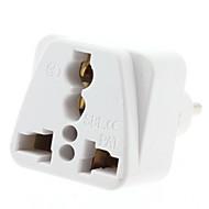abordables Accesorios Electrónicos-Enchufe de la UE para adaptador de viaje universal enchufe múltiple (110-240V)