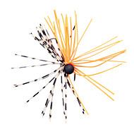 お買い得  釣り用アクセサリー-1 個 ハードベイト メタルベイト ジグ ルアー メタルベイト ジグ ハードベイト 硬質プラスチック 海釣り 川釣り