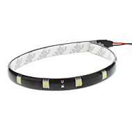 Car White 2.5W SMD 5050 6000-6500 Instrument Light License Plate Light Strip Light