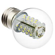 E26/E27 LED-pallolamput G45 32 ledit SMD 5050 175lm Neutraali valkoinen 6000K AC 220-240