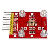 halpa Arduino-tarvikkeet-Värintoisto moduuli, TCS3200 Color Sensor, väri Module