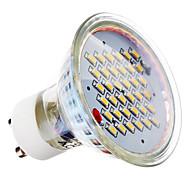 gu10 led spotlight mr16 36 smd 3014 280lm lämmin valkoinen 2700k ac 220-240v