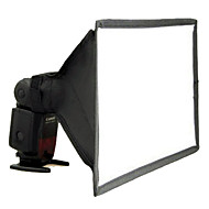 Softbox pour Flash Speedlight 30x20cm Lambency couverture boîte Diffuseur souple