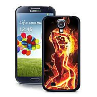 halpa Samsung kotelot / kuoret-Etui Käyttötarkoitus Samsung Galaxy Samsung Galaxy kotelo Kuvio Takakuori Sexy Lady PC varten S4
