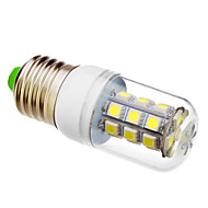 abordables Daiwl-1pc 3 W 230lm E26 / E27 Bombillas LED de Mazorca T 27 Cuentas LED SMD 5050 Blanco Fresco 220 V