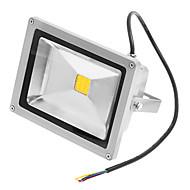 Χαμηλού Κόστους Προβολείς LED-1400 lm LED Προβολείς 1 leds Αδιάβροχη Θερμό Λευκό AC 220-240V V